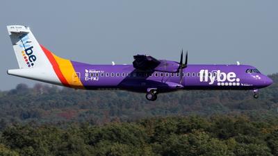 EI-FMJ - ATR 72-212A(600) - Flybe (Stobart Air)