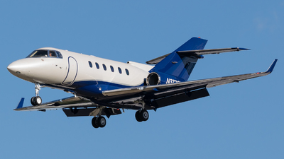 N372GB - Hawker Beechcraft 900XP - Private