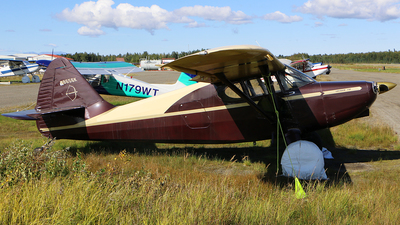 A picture of N8656K - Stinson 1081 - [1081656] - © Jeroen Stroes