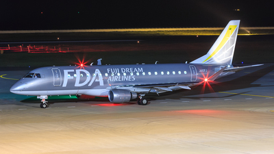JA10FJ - Embraer 170-200STD - Fuji Dream Airlines