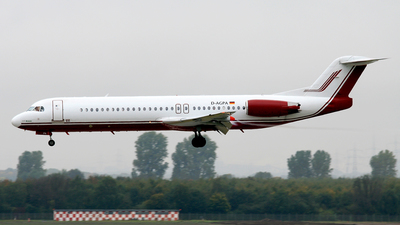 D-AGPA - Fokker 100 - Germania