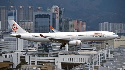B-HYD - Airbus A330-342 - Dragonair