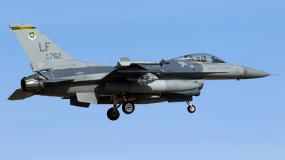 90-0762 - General Dynamics F-16C Fighting Falcon - United States - US Air Force (USAF)