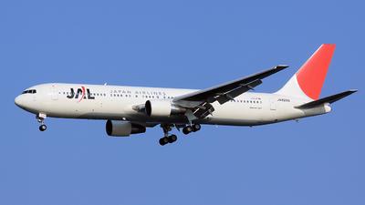 JA8299 - Boeing 767-346 - Japan Airlines (JAL)