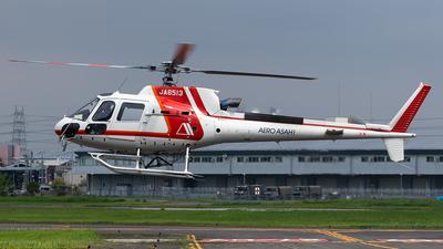 JA6513 - Eurocopter AS 350B3 Ecureuil - Aero Asahi