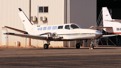 VH-ENT - Cessna 404 Titan - Private