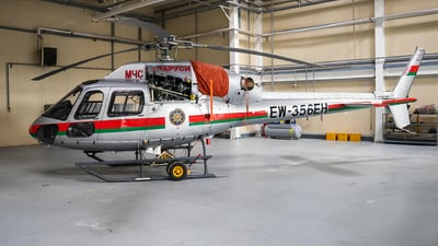 EW-356EH - Eurocopter AS 355NP Ecureuil 2 - Belarus - Ministry for Emergency Situations (MChS)