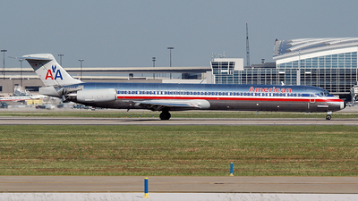 N234AA - McDonnell Douglas MD-82 - American Airlines