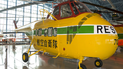 91-4709 - Sikorsky H-19C Chickasaw - Japan - Air Self Defence Force (JASDF)