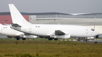 ZS-IAD - Boeing 737-2X6C(Adv) - Imperial Air Cargo