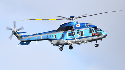 JA03MP - Airbus Helicopters H215 Super Puma - Japan - Police