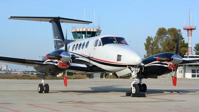 G-CDZT - Beechcraft B200 Super King Air - BAe Systems