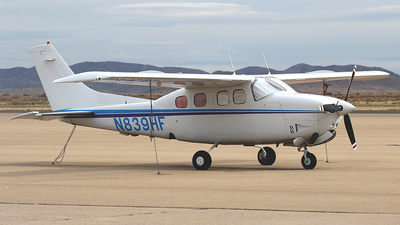 A picture of N839HF - Cessna P210N Pressurized Centurion - [P21000633] - © Joshua Ruppert
