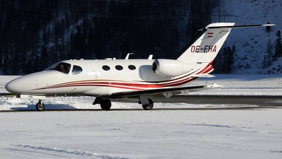 OE-FHA - Cessna 510 Citation Mustang - GlobeAir