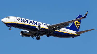 EI-GJE - Boeing 737-8AS - Ryanair