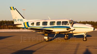 A picture of SEFNE - Piper PA31350 Navajo Chieftain - [317405434] - © Teemu Pesonen