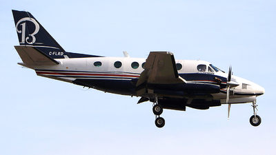 C-FLRD - Beechcraft A100 King Air - Grondair