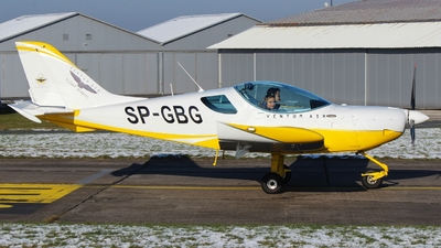 A picture of SPGBG - Czech Sport Aircraft PS28 Cruiser - [C0551] - © Bartosz Budzisz