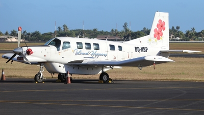DQ-KBP - Pacific Aerospace 750XL - Island Hoppers