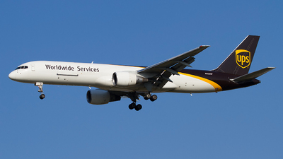 N423UP - Boeing 757-24A(PF) - United Parcel Service (UPS)