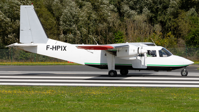 F-HPIX - Britten-Norman BN-2B-26 Islander - Pixair Survey