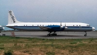 D-AOAS - Ilyushin IL-18D - Berline