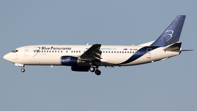 9H-HUE - Boeing 737-430 - Blue Panorama Airlines (Air Horizont)