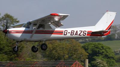 G-BAZS - Reims-Cessna F150L - Private