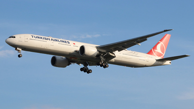 TC-JJU - Boeing 777-3F2ER - Turkish Airlines