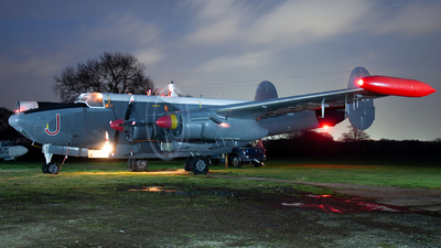 WR970 - Avro Shackleton MR.2 - United Kingdom - Royal Air Force (RAF)