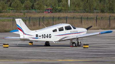B-104G - Piper PA-28-181 Archer TX - Xian Lande General Aviation