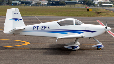 PT-ZFX - Vans RV-7A - Private