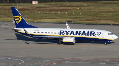 EI-FZO - Boeing 737-8AS - Ryanair