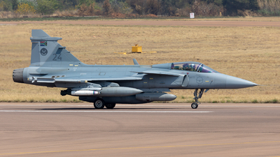 3924 - Saab JAS-39C Gripen - South Africa - Air Force