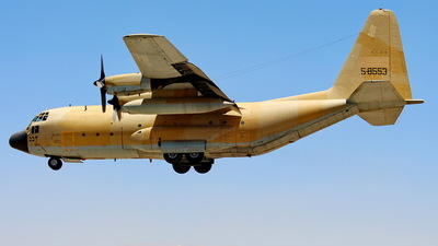 5-8553 - Lockheed C-130E Hercules - Iran - Air Force