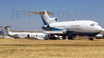 J2-KBA - Boeing 727-191 - Djibouti - Government