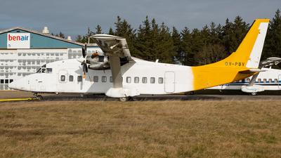 OY-PBV - Short 360-100 - BenAir