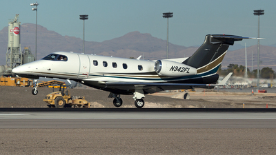 N342FL - Embraer 500 Phenom 100 - Flight Options