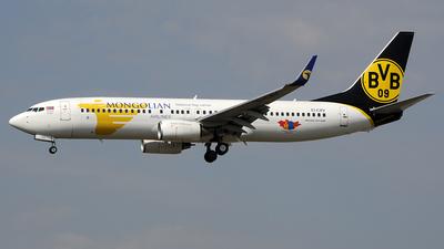 EI-CXV - Boeing 737-8CX - MIAT Mongolian Airlines