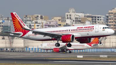 VT-EXT - Airbus A320-251N - Air India