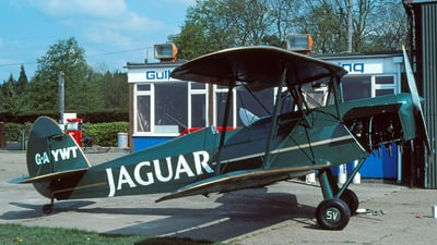 A picture of GAYWT - Stampe SV4C - [1111] - © Stephen Duquemin