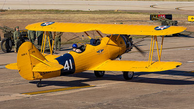 N44741 - Naval Aircraft Factory N3N-3 Yellow Peril - Commemorative Air Force