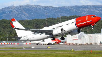 LN-ENU - Boeing 737-8JP - Norwegian