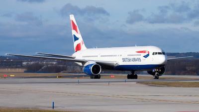 G-BNWB - Boeing 767-336(ER) - British Airways