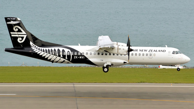 ZK-MVI - ATR 72-212A(600) - Air New Zealand Link (Mount Cook Airline)