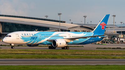 B-1297 - Boeing 787-9 Dreamliner - China Southern Airlines