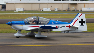 VH-ZXI - Alpha Aviation R2160  - Red Baron Flight Training