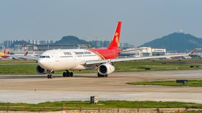 A picture of B1017 - Airbus A330343 - Shenzhen Airlines - © SINO6702