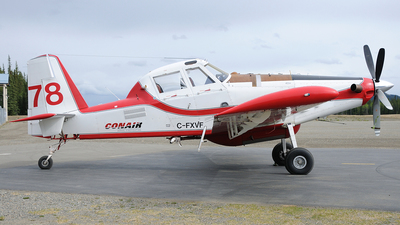 C-FXVF - Air Tractor AT-802 - Conair Aviation