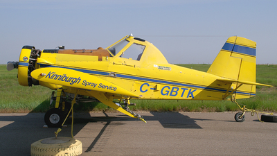 C-GBTK - Air Tractor AT-401 - Kinniburgh Spray Service